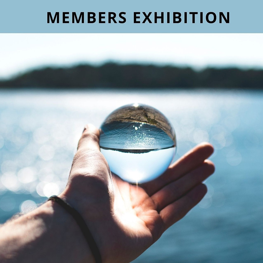 Just Add Water Members Exhibition