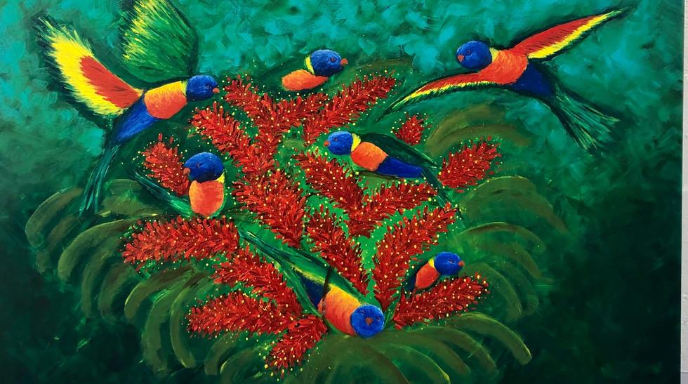 Lorikeets painting.jpg