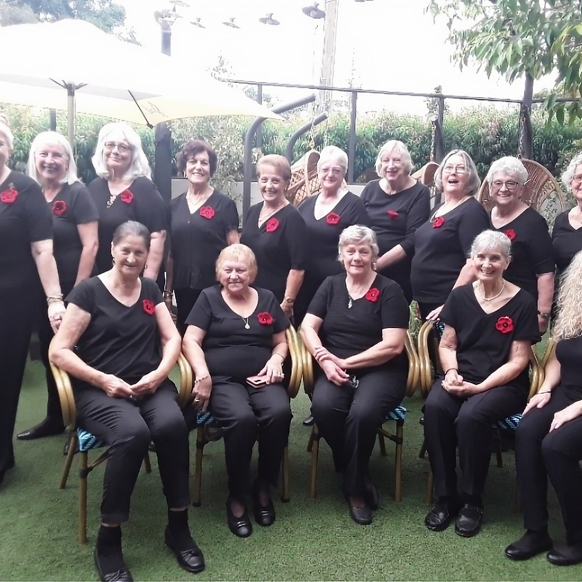 Gallery Singers - 21st Anniversary Concert