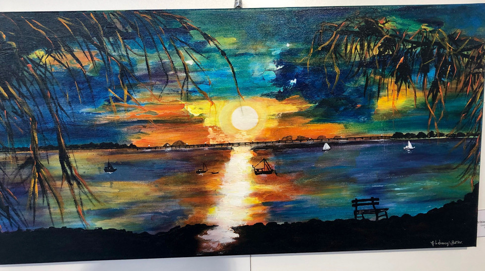 Bribie sunset painting.jpg