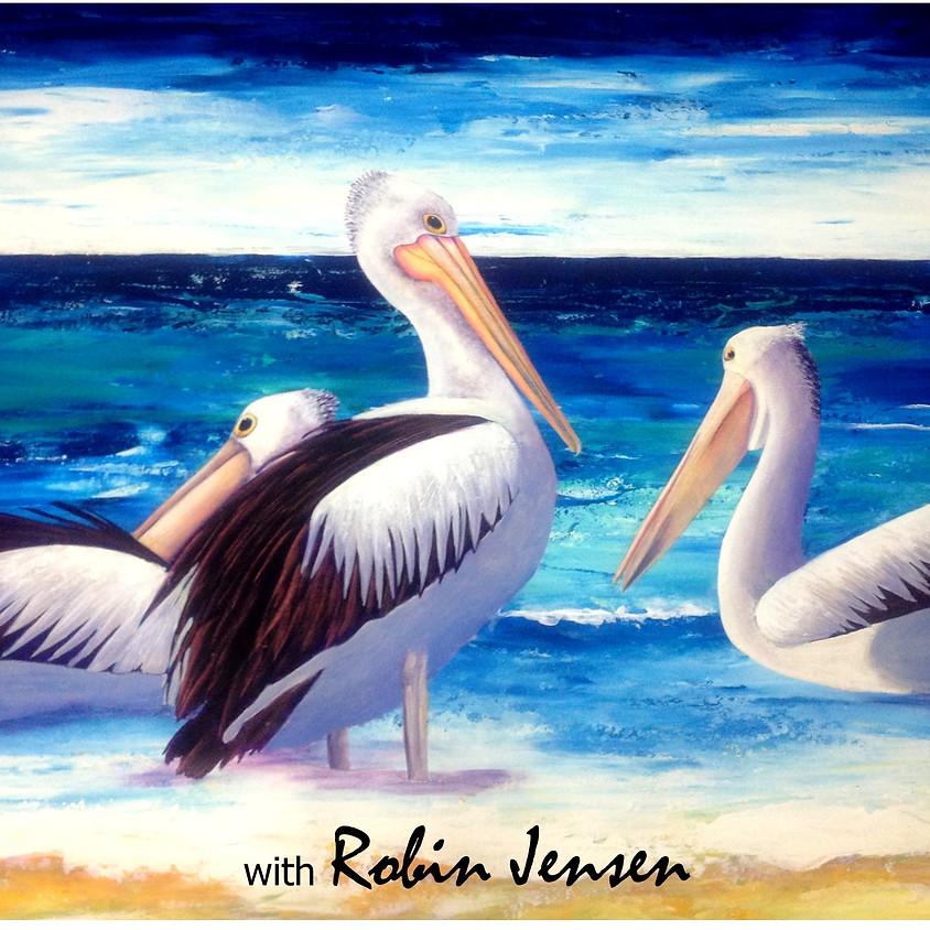 Acrylic Backgrounds
