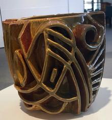 brown swirl vase.jpg