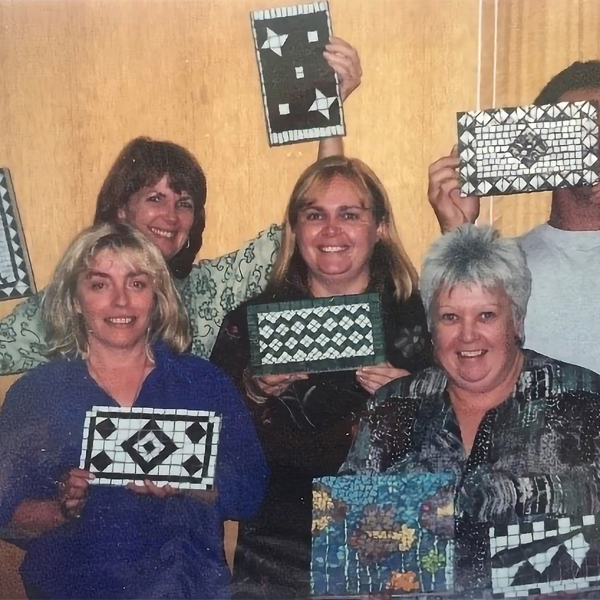 Mosaic for Beginners - 7 Week Course