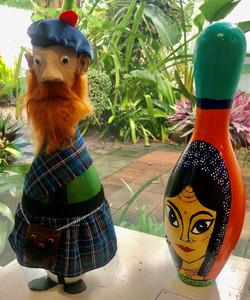 scotsman and egyptian
