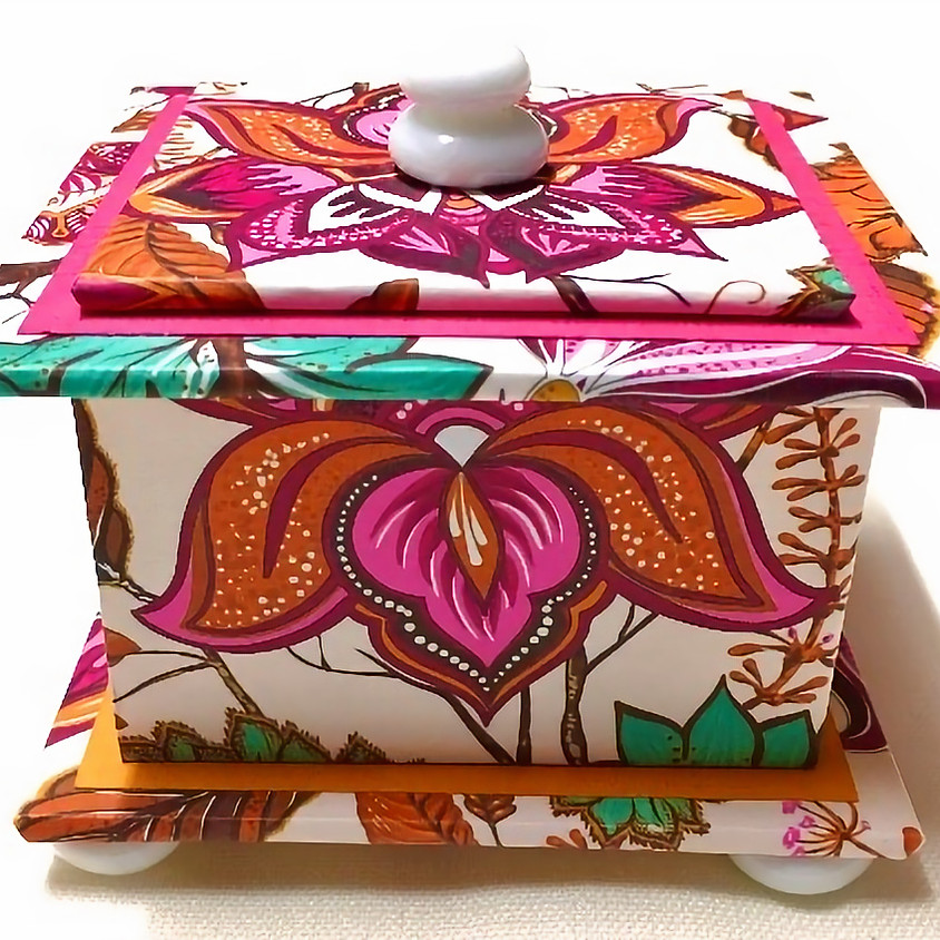 BEAUTIFUL BOXES & NIFTY  NOTEBOOKS WORKSHOP