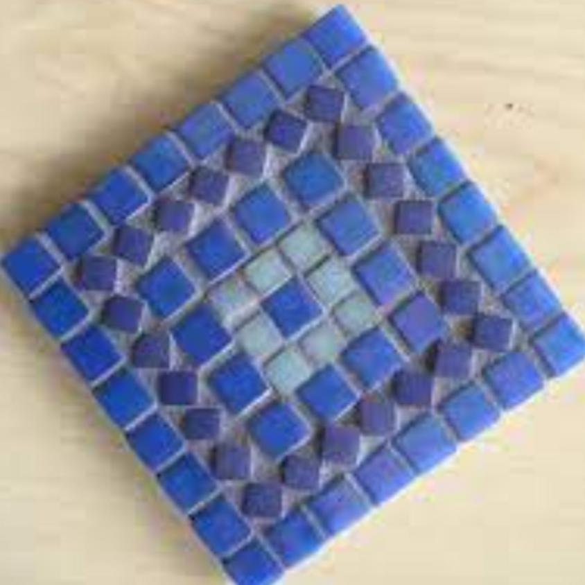 Mosaics for Children with Maria Christina