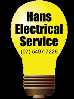 Hans-Electrical-Services-Yellow-Lightbul