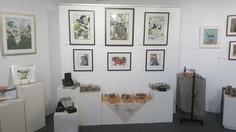 samantha pettigrew printmaker display .j