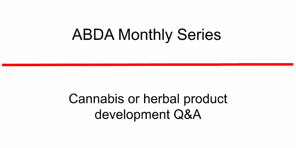 ABDA Monthly Series