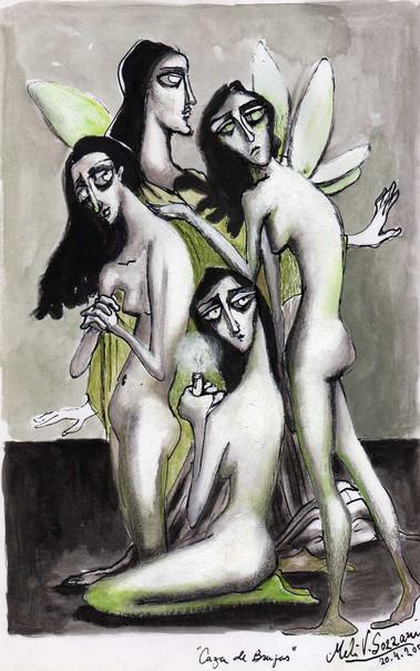 Caza de brujas,