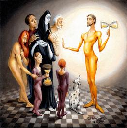 Los conjurados y el Inmortal