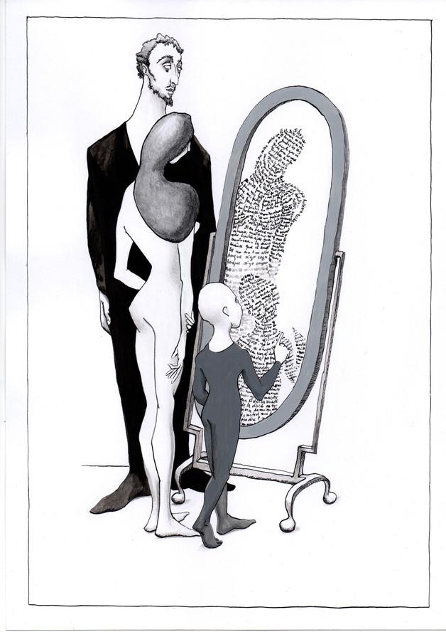 La Humanidad en el Espejo