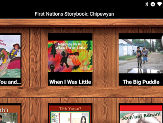First Nations Storybook apps now available for iOS and Android
