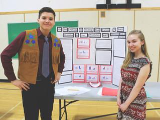 Deninu School students win bronze at Canada-Wide Science Fair
