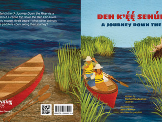 SSDEC publishes A Journey Down the River in three languages