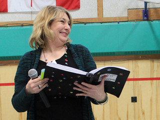 Hay River Teacher Named One of Canada's Outstanding Principals