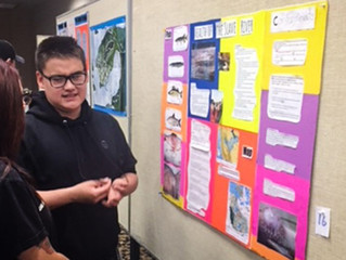 Slave River student researcher wins trip to Poland