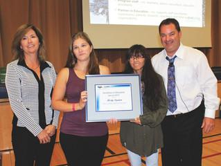 Awards Bestowed on Exemplary Educators