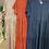 Thumbnail: Scoop Neck Leopard Print Midi Tiered Dress