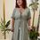 Thumbnail: Tassel Detail Frill Hem Midi Dress
