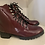 Thumbnail: Patent Lace up Boots