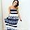 Thumbnail: Printed Bandeau Maxi Dress