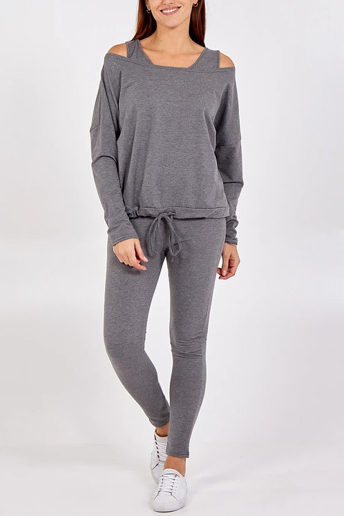 3 Piece Sweatshirt, Vest and Jogger Set