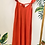 Thumbnail: Frill Strap Tie Back Maxi Dress