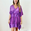 Thumbnail: Printed Cotton Tunic Dress