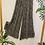 Thumbnail: Wide Leg Leopard Print Pants