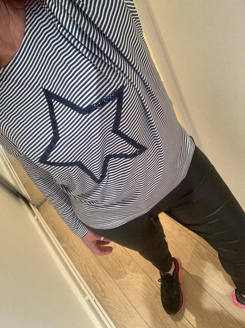 Stripe Star Top ⭐️