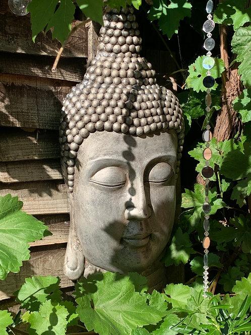 Wall mounted Buddha head