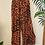 Thumbnail: Wide Leg Tiger Print Pants