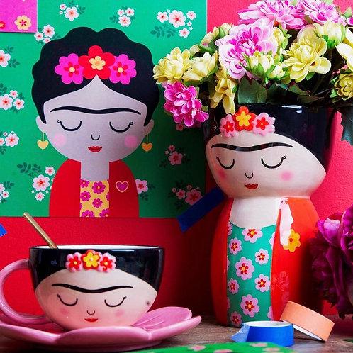 Frida Cup & Saucer Set