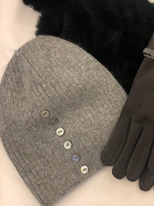 Soft Knit Beanie Hat
