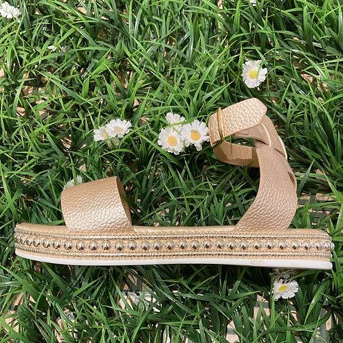 Caller Coral Sandals