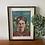 Thumbnail: Frida Franed Print