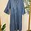 Thumbnail: Denim Tiered Frill Sleeve Midi Dress