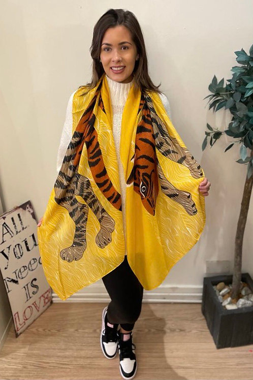 Spring Scarf Collection