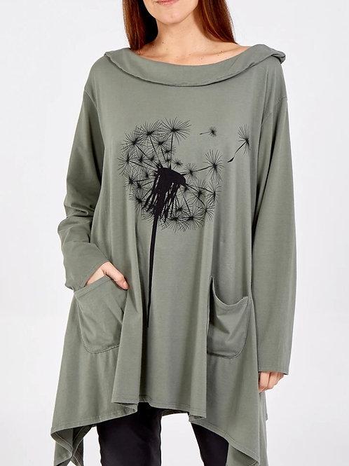 Dandelion Design Sweatshirt