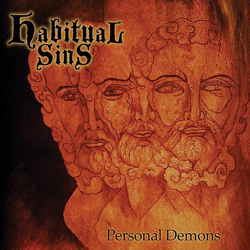 Habitual Sins - Personal Demons CD