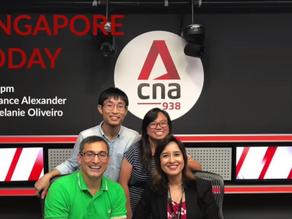 Press | Hatch CNA938 Radio Interview