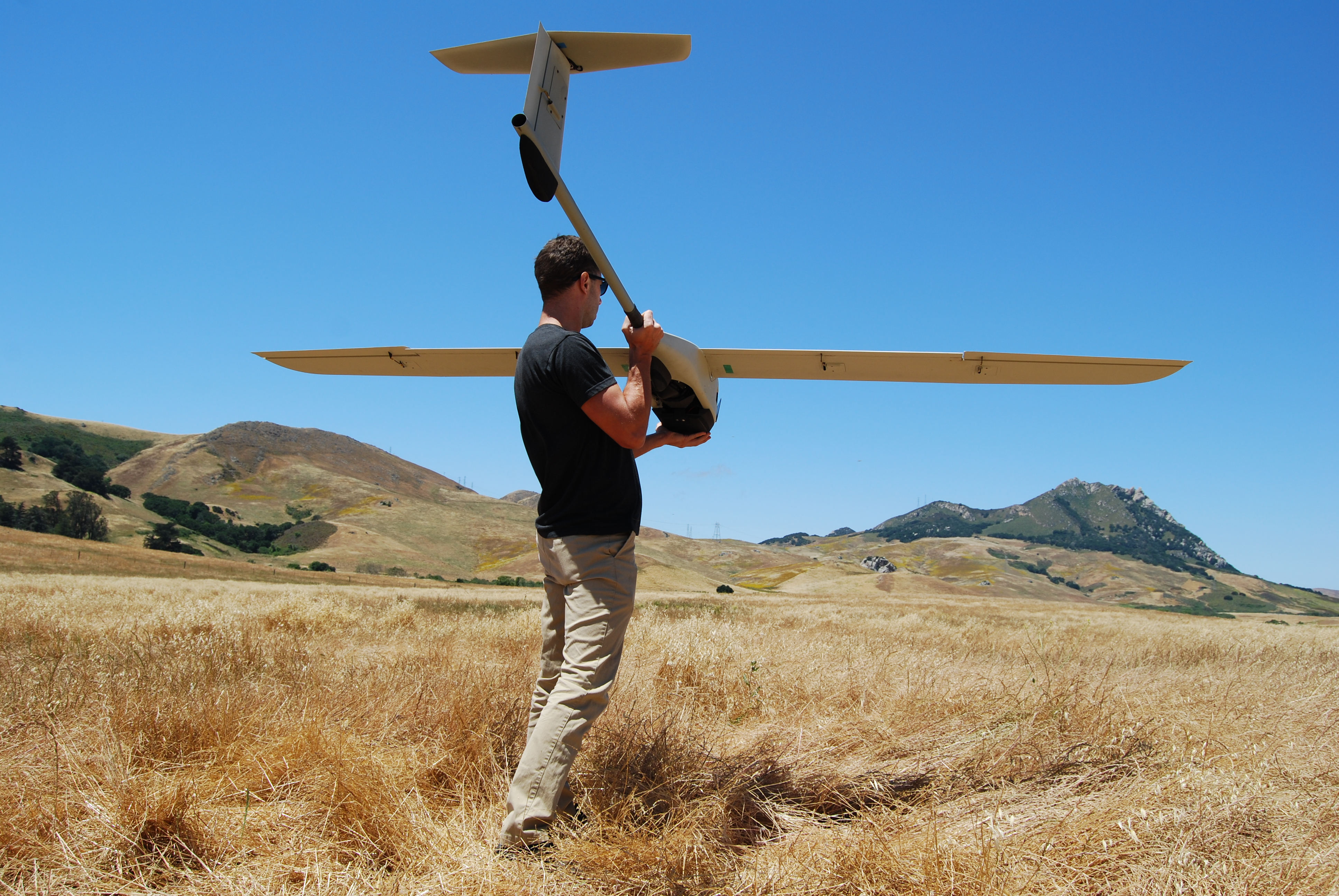 Hand Launched UAV