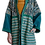 Thumbnail: Пальто-халат из хлопка и шелка