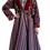 Thumbnail: Пальто-халат с ручной вышивкой