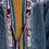 Thumbnail: Пальто-халат с гобеленовыми вставками