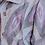 Thumbnail: Летнее пальто из ткани Икат