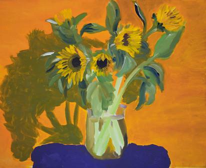 Still Alive | Oil on Canvas | 40x50 cm | 2015