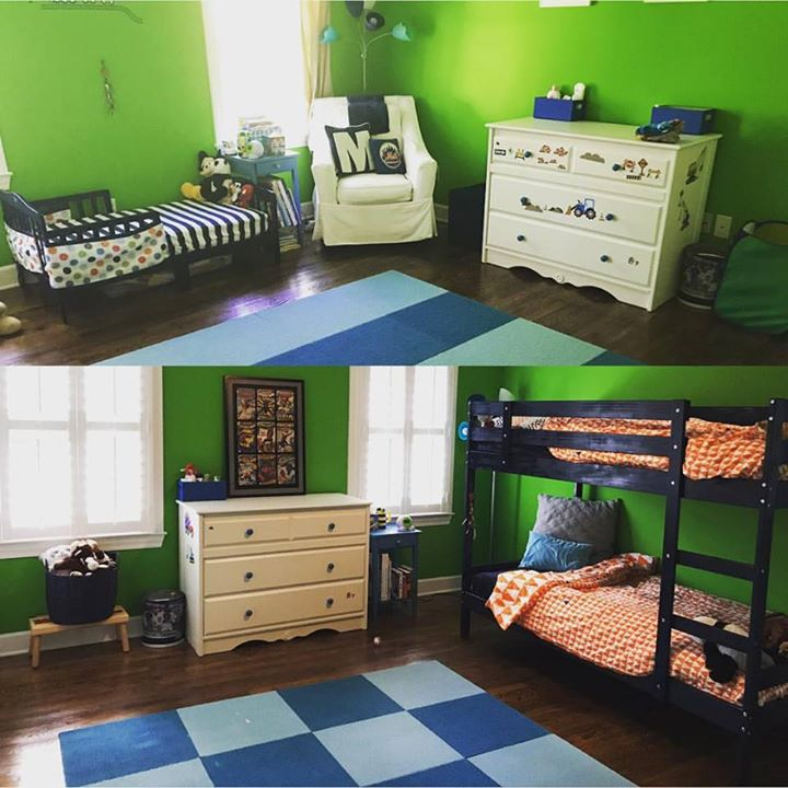 Boy Bedroom Transformation