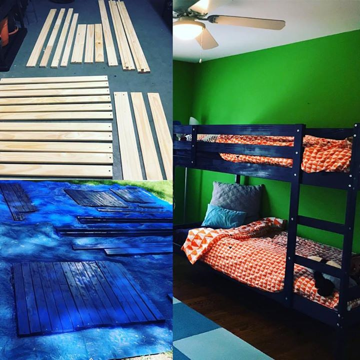 Project big boy bed
